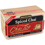Bigelow Special Blend Spiced Chai Tea, 20 Count