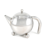 Stainless Steel 48oz Tea Pot with Infuser