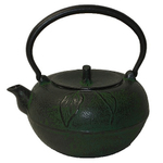 Japanese Tetsubin Cast Iron Stovetop Tea Kettle Teapot
