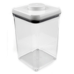 OXO Good Grips POP Large Square Airtight Container, 4 Quart