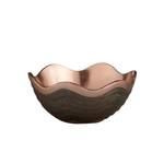 Nambe Copper Canyon 6 Inch Serving Bowl