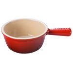 Le Creuset Cherry Stoneware French Onion Soup Bowl