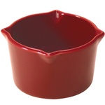 Chantal Talavera Red Stoneware Ramekin