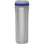 Chantal Stainless Steel Travel Mug, 15 Ounce