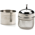 RSVP Endurance Stainless Steel Floating Spice Ball Infuser