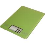 Escali Arti Key Lime Green Glass Digital Kitchen Scale, 15 Pound