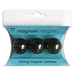 Three by Three Magnum Magnets, Set of 3