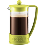 Bodum Brazil Green French Press Coffee Maker, 8 Cup