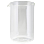BonJour Universal French Press Replacement Glass Carafe, 12 Cup