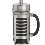 BonJour Linear Brushed Stainless Steel French Press, 8 Cup