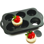 Norpro Nonstick Small 6 Cavity Cheesecake Pan