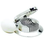 Norpro Stainless Steel Round Egg Slicer