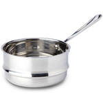 All-Clad Stainless Steel Universal Double Boiler Insert, 3 Quart