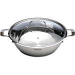 DeLonghi Stainless Steel Cook and Serve Pan