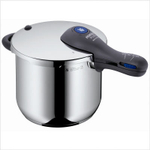 WMF Perfect Plus Stainless Steel Pressure Cooker, 6.5 Quart