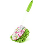 Boston Warehouse Spotless Goddess Green Microfiber Duster