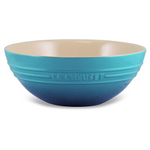 Le Creuset Medium Caribbean Stoneware Multi Bowl, 1.7 Quart