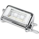 KitchenAid KRAV Chrome-plated Steel Ravioli Maker Stand Mixer Attachment