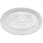 Porcelain Turkey Serving Platter