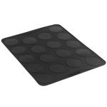 Orka Black Silicone Large Macaron Baking Sheet