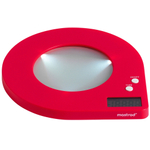 Orka Red Digital Scale