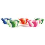 Cupcake Creations Rainbow Assortment Baking Cup, Set of 80