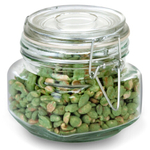 Anchor Hocking 16.5 Ounce Heremes Jar with Lid