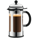 Bodum Chambord Stainless Steel French Press Coffee Maker, 8 Cup