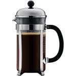 Bodum Jesper French Press Coffee Maker with Shatterproof SAN Beaker, 8 Cup