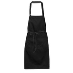 Black Tie Waist Cooking Apron
