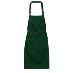 Green Tie Waist Cooking Apron