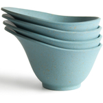 Architec Purelast Blue Prep Bowl, Set of 4