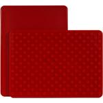 Architec Gripper Red Cutting Board, 8 x 11 Inch