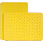 Architec Gripper Yellow Cutting Board, 8 x 11 Inch