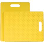 Architec Gripper Yellow Cutting Board, 11 x 14 Inch