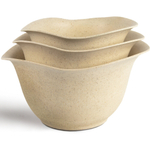 Architec Purelast Sand Mixing Bowl, Set of 3