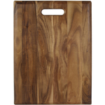 Architec Acacia Wood Gripper Cutting Board, 12 x 16 Inch