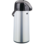 Zojirushi Airpot Stainless Steel Brew Thru Coffee Server, 2.45 Liter