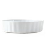 Omniware White Porcelain Creme Brulee Baking Dish