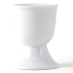 Omniware White Egg Cup