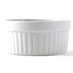 Omniware White Ceramic 8 Ounce Ramekin
