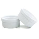 Omniware White Ceramic 12 Ounce Ramekin