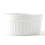 Omniware White Ceramic 4 Ounce Ramekin