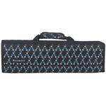 "Messermeister ""M"" Print 8 Pocket Deluxe Knife Roll"