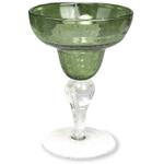 Artland Iris Sage Seeded Margarita Glass