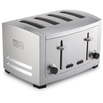 All-Clad Stainless Steel 4-Slice Toaster