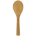 Helen Chen Asian Kitchen Bamboo Rice Paddle, 9 Inch