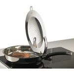 Fissler Clippix Stainless Steel Hook-In Spatter Shield