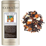 Octavia Vanilla Coconut Black Tea Loose