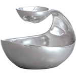 Nambe Metal Alloy Mini Scoop Server